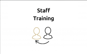 #Staff_Training